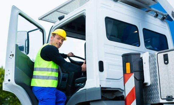 asistencia grúas industriales en carretera